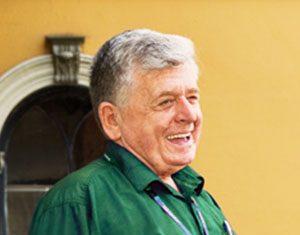 A photo of Douglas Holmes