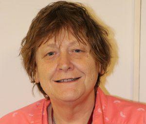 A photo of Deb Hamilton