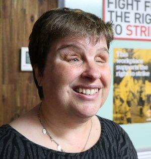 A photo of Cath Mahony