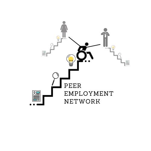 The employment peer group logo