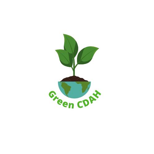 Green CDAH's logo