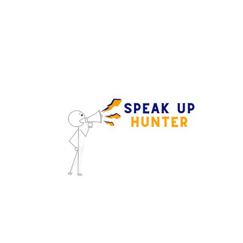 Speak up Hunter groups logo