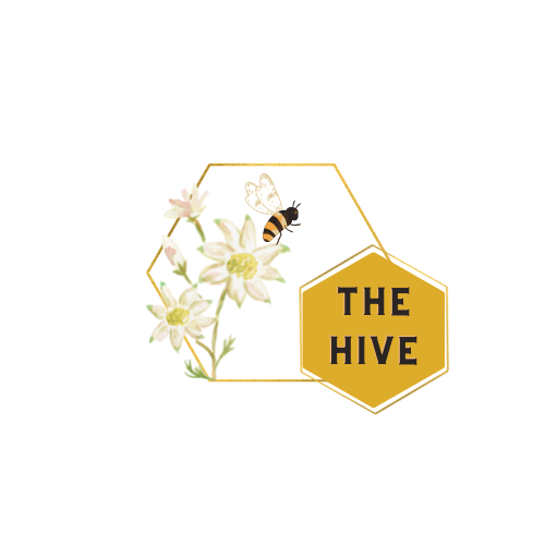 The hive group logo